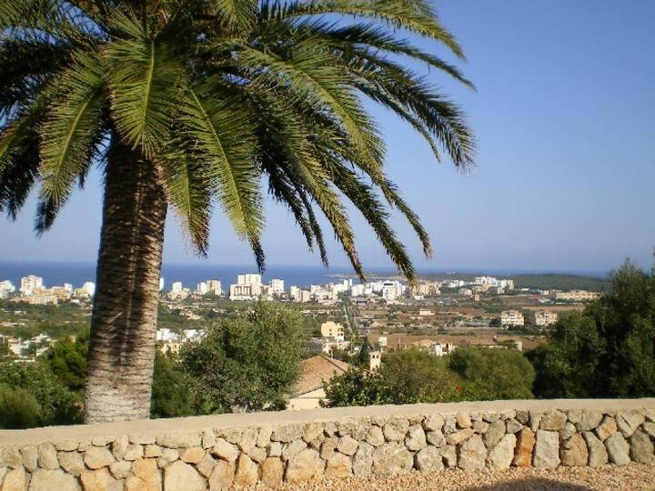 CASA ISABEL: Finca mit Pool; toller Küstenblick
