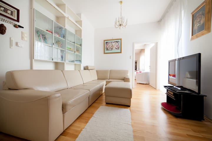 Stylish house in residential area - Budapeszt - Apartament