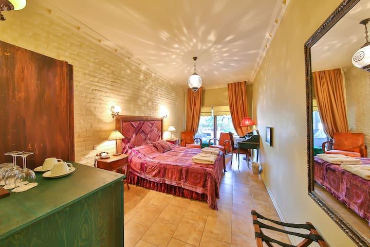 Superior Oda Balkonlu   Çetmihan Hotel   Kazdağları