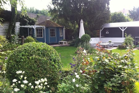Great family house with garden - Heemstede - Haus