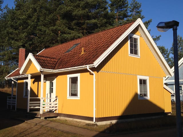 Haus am See, 4 Schlafzi., 2 Bäder, 2 Boote, Kamin - Userin - Casa
