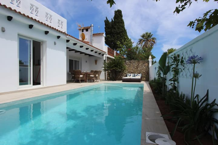 Casa Larimar - Very charming holiday home with pool, close to the beach