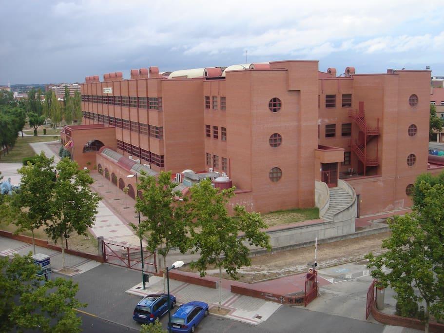 Universidad Ingeniería Industrial