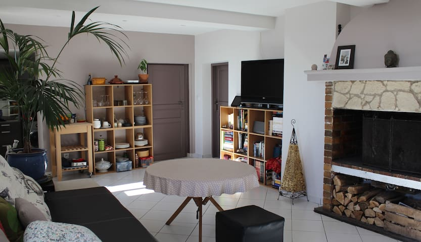 Apartment in provençal village - Carros