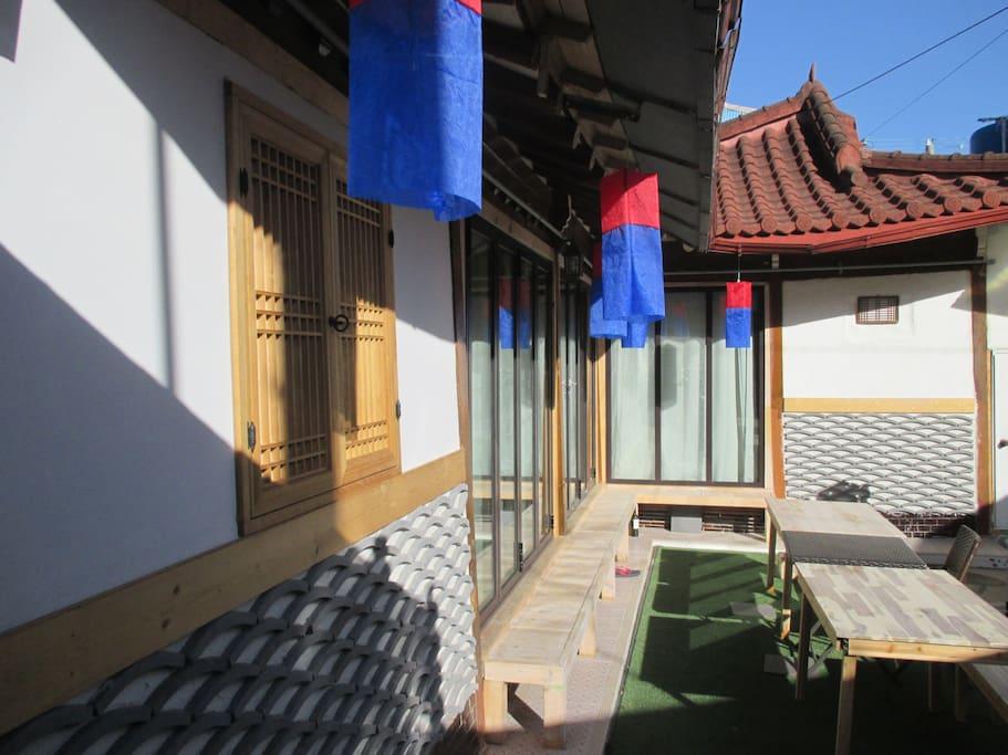 Korean traditional House, Romantic Mokpo