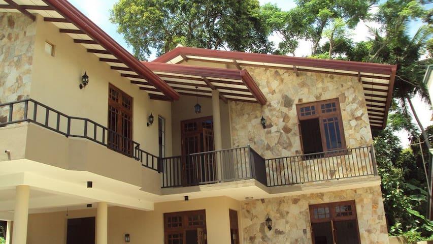 Natural Stone Villa - Katunayake