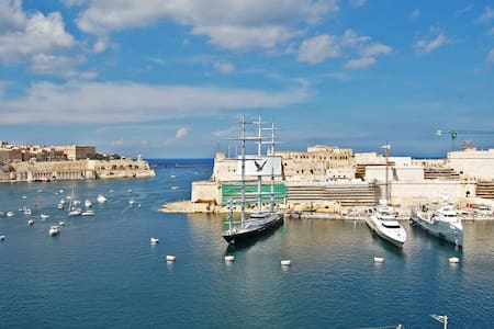 Grand Harbour Terrace  - Senglea
