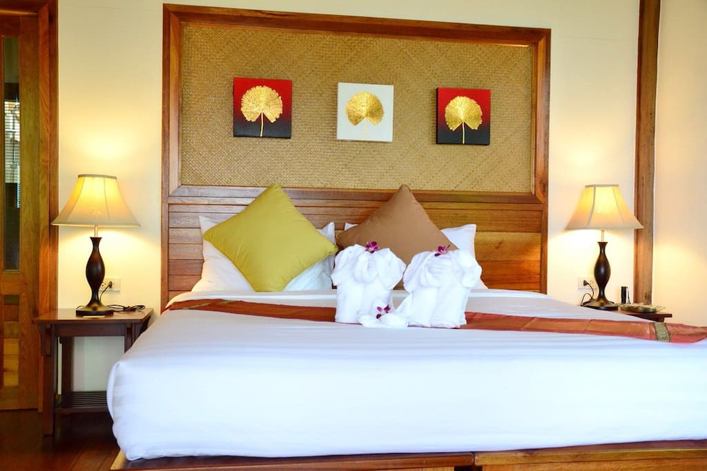 King Bed Size-Deluxe Terrace Room