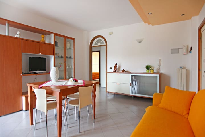 Cozy apartment near the sea - Porto San Giorgio - Apartment