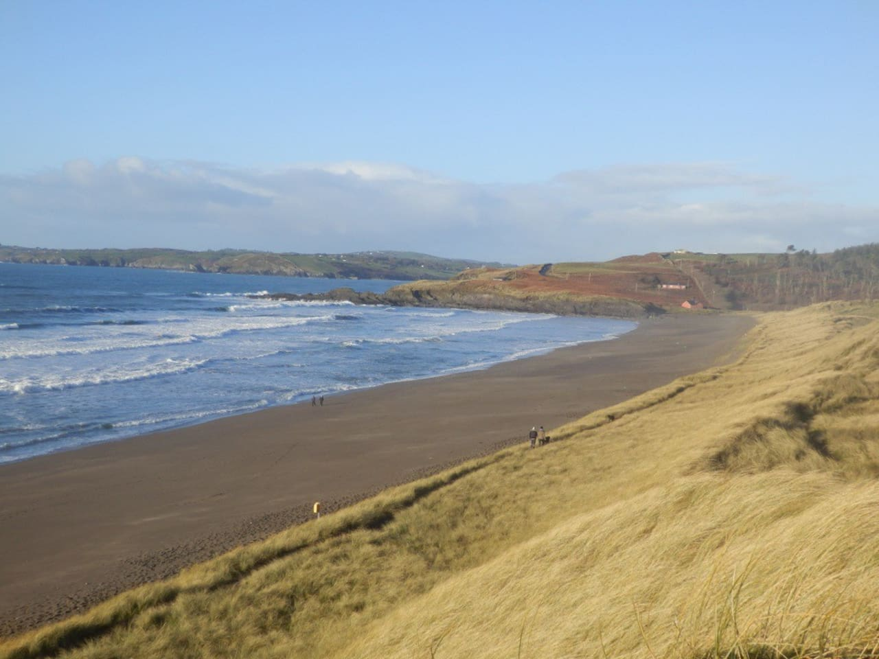 Long Strand - One mile of beach only 3 minutes walk from your accomodation
