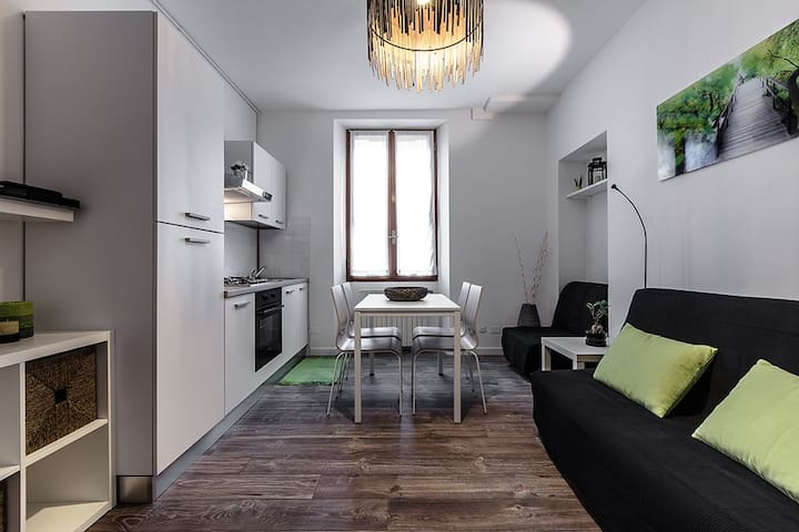 Zen apartment with all comforts!
