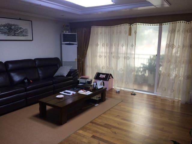 Clean & Spacious Korean Home