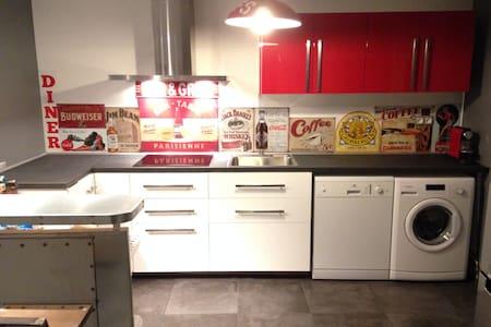 Appartement T2 60m2 centre ville proche stations - Saint-Jean-de-Maurienne