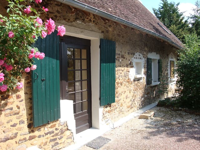 La Bouinotte : cottage in the countryside (4p) - Thou - Dom