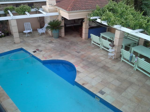 Swimming Pool and Outdoor area