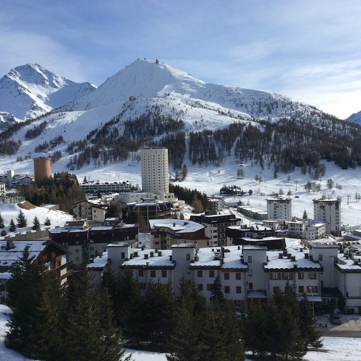 Apartment in Sestriere