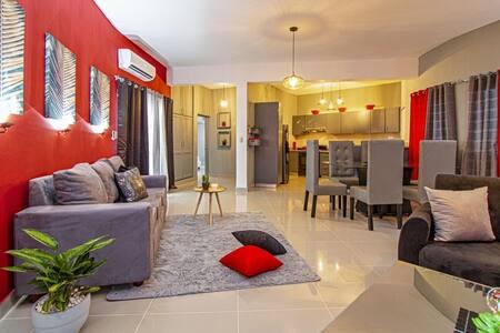 APT D2 3BDR/3CH, NEW, MODERN, 145 m²/1,560 sqft