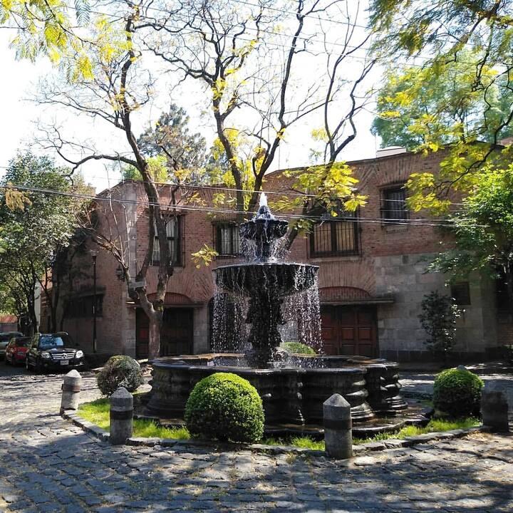Hidden places of San Ángel