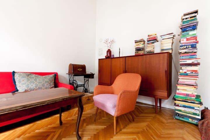 Cozy & Quiet Downtown Apartment