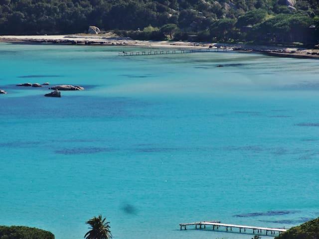 "T3 ""MATISSE"", tout confort, vue mer - Porto-Vecchio - Casa"