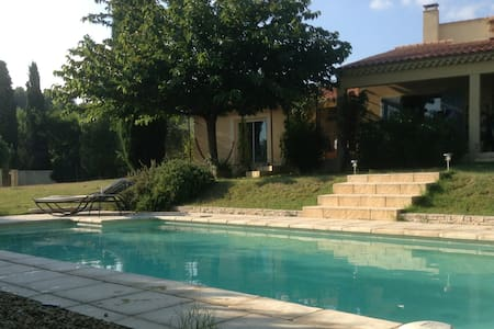 A haven of peace in South Luberon - Lauris - Villa