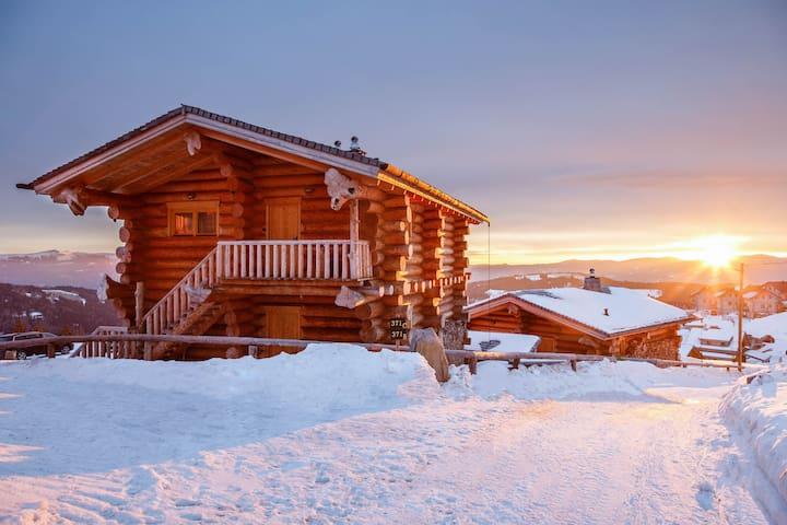 Klippitz Resort Chalet for 2 Families