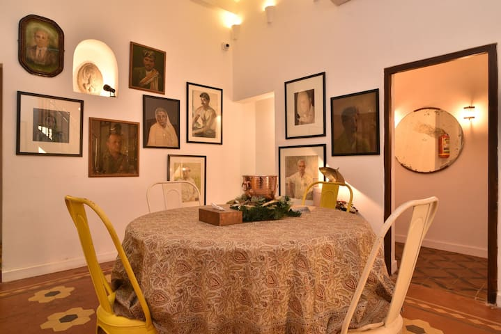 Goan Heritage Boutique room#3 @ Fonteinhas Panjim