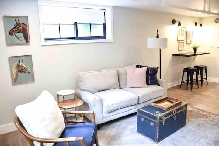 Downtown Digs: Location! Intentional Modern Design