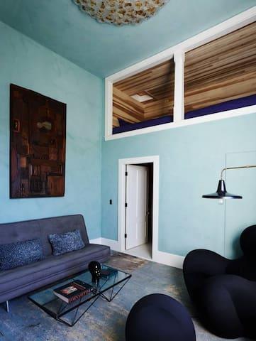 2nd Bedroom (Sleeping Loft and Sleeper Sofa)