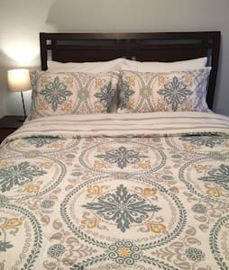 Newly Renovated Private Room-Dallas - Rowlett - House