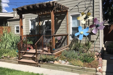 Charming cottage near Sloan's Lake (1bd/1ba) - Edgewater - Guesthouse