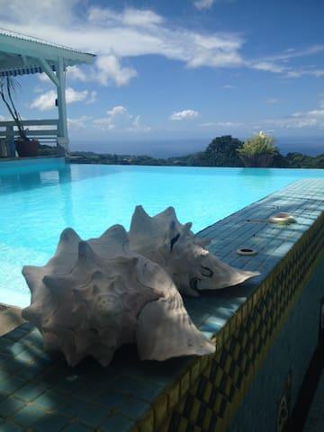 Villa Pelée - Melodie -