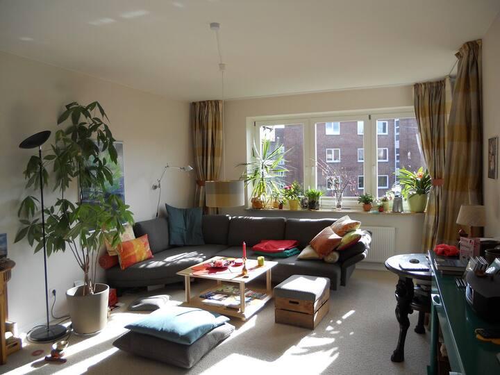 Schöne und ruhige Wohnung im bunten Ottensen