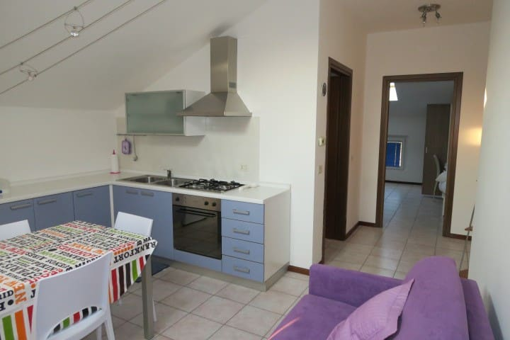 nice holiday apartment with parking nr. 5 UDINE - Udine - Apartemen