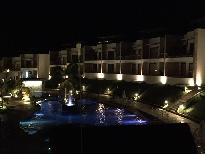 Apart Hotel Brisas do Amor - Apto Vista Piscina