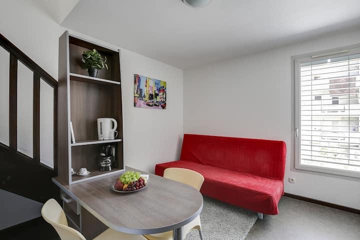 Appartement T2 Lyon 4