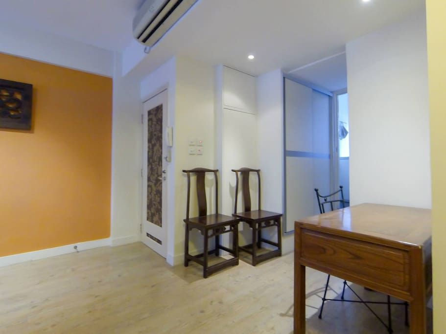 Apt 3 One Bedroom Serviced Apartment In Soho Apartments For Rent In Hong Kong Island New