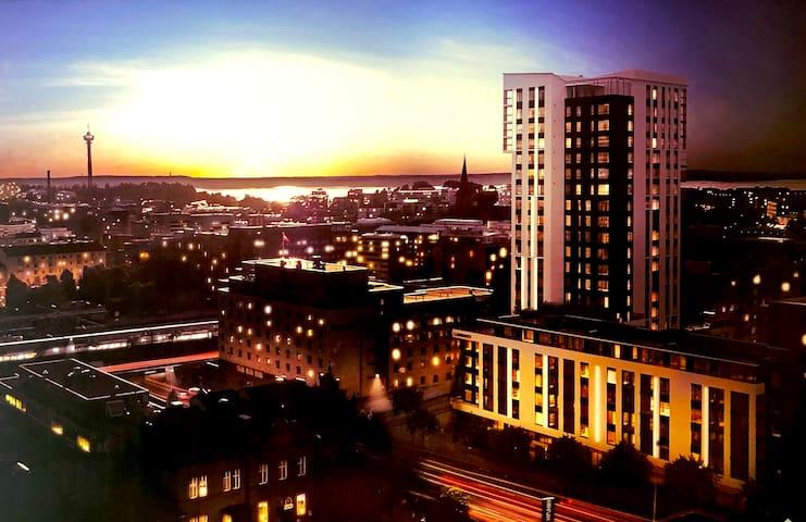 City Home Finland Centrum Tower | 33m² |