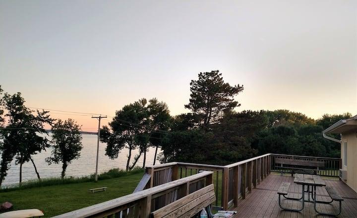 Upper Shalom on the Lake