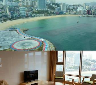 Songdo Beach House (Busan Station pick-up) - Dong-gu - Huoneisto