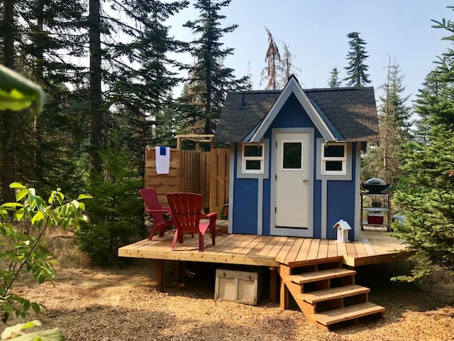 Too CUTE!! Tiny Cottage in the Woods / SW Portland