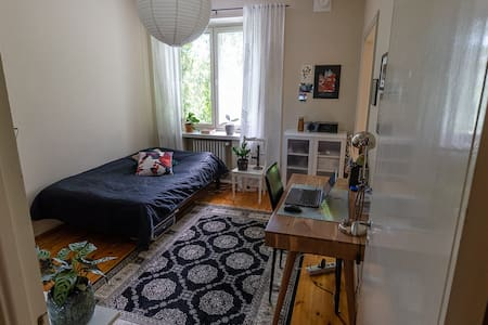 Cozy studio nearby Helsinki city center