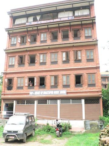 Heart of Bhaktapur Guesthouse - Bhaktapur - Aamiaismajoitus