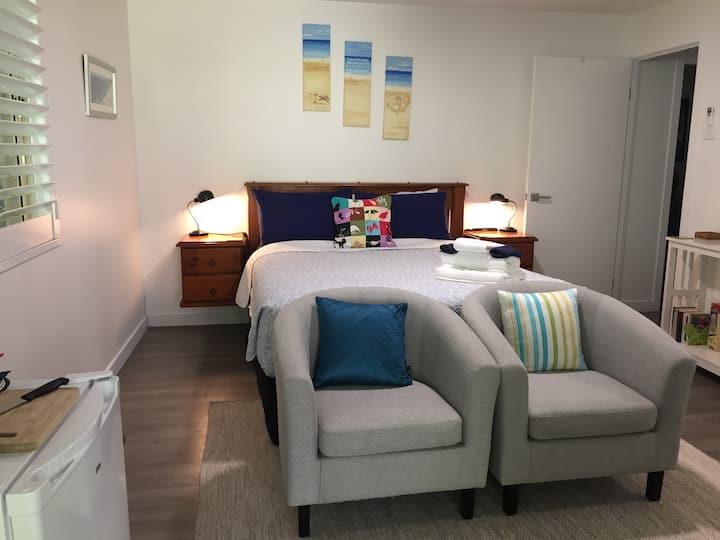 Beechs Brook Rainforest Retreat Queen Room