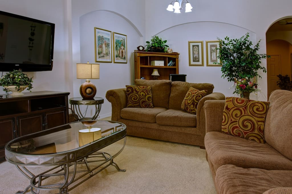 Vacation Home Living Room
