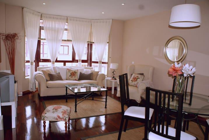 Ribeira, céntrico, cómodo y parking - Ribeira - Apartment