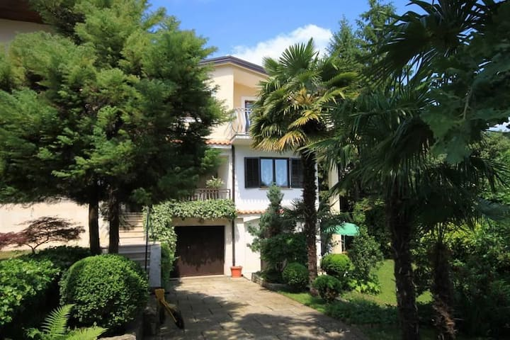Two bedroom apartment with terrace Oprič, Opatija (A-2319-a) - Oprič - Pis
