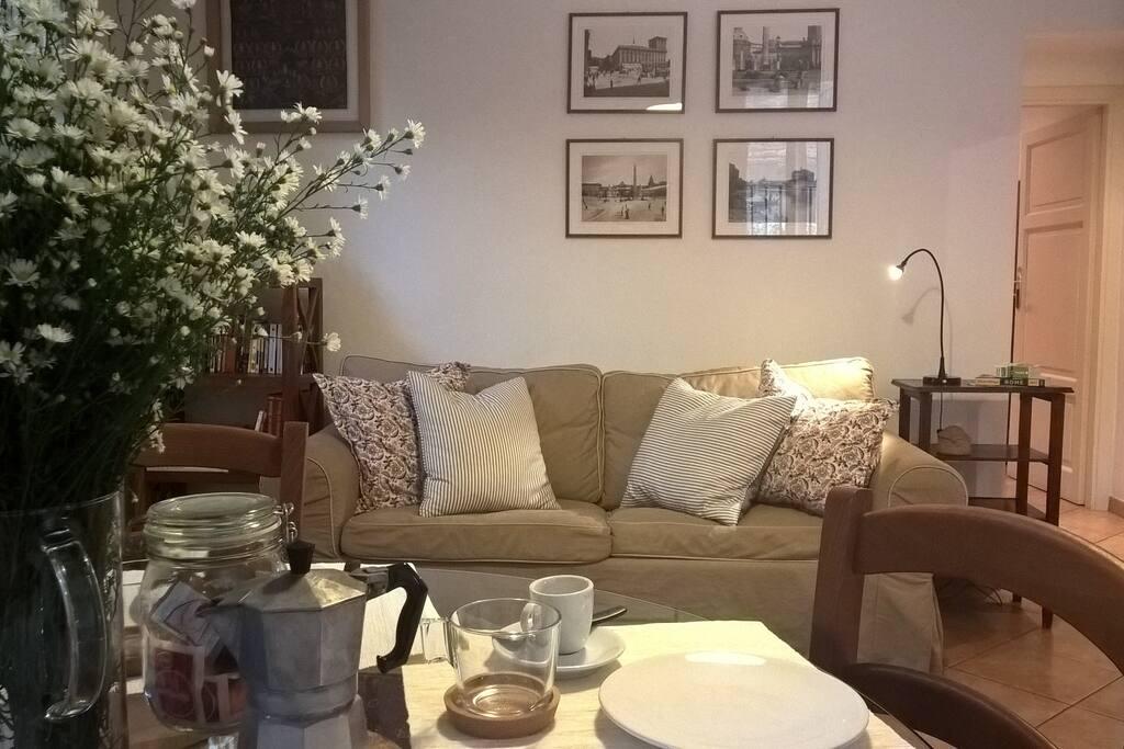 Casa con giardino all 39 aventino appartamenti in affitto a - Casa con giardino milano ...