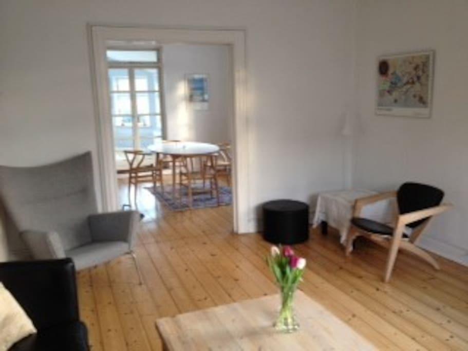 livingroom en suite
