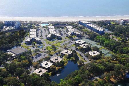 Top Floor Condo with Ocean View! - Hilton Head Island